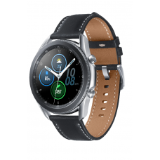 Samsung Galaxy Watch3 45мм, Серебристый/Черный