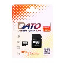 Карта памяти microSDXC UHS-I U1 DATO 64 ГБ, 80 МБ/с, Class 10