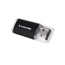 Флеш-накопитель USB SILICON POWER Ultima II-I Series 32ГБ, USB2.0, серебристый
