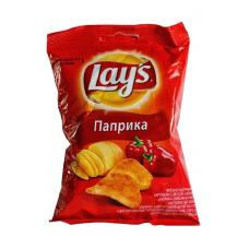 Чипсы Lay's картофельные Паприка, 150 г