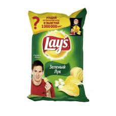 Чипсы Lay's картофельные Зеленый лук, 150 г