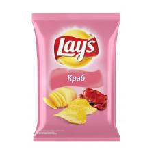 Чипсы Lay's картофельные Краб, 150 г