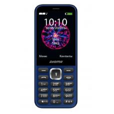 DIGMA Linx C281, Синий