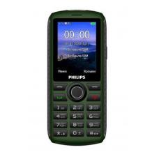 Philips Xenium E218, Темно-Зеленый