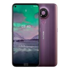 Nokia 3.4 3/64GB Dual sim, Пурпурный