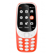 Nokia 3310 Dual Sim (2017), Красный