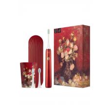 Электрическая зубная щетка Xiaomi Soocas X3U Van Gogh Museum Design красная