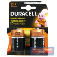 Батарейка Duracell D LR20-2BL