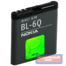 АКБ Nokia BL-6Q