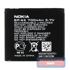 АКБ Nokia BP-6X