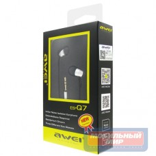 Наушники Awei ES-Q7