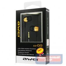 Наушники Awei ES-Q9