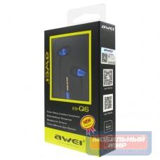 Наушники Awei ES-Q6