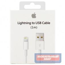 Кабель Apple Lightning to USB