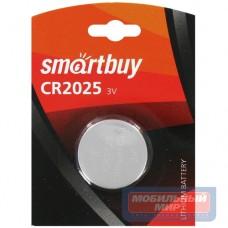 Элемент питания SmartBuy CR2025