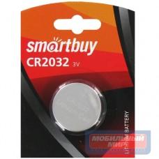 Элемент питания SmartBuy CR2032