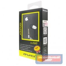 Наушники Awei ES-Q2