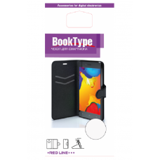 Чехол-книжка для ZTE Blade X3 Red Line Book Type