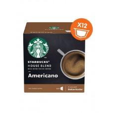 Кофе капсульный DOLCE GUSTO Starbucks Americano