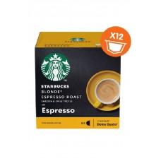 Кофе капсульный DOLCE GUSTO Starbucks Espresso
