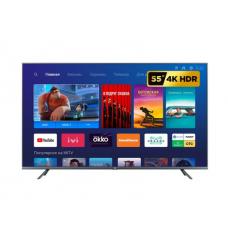 Телевизор Xiaomi Mi TV 4S 55 T2 54.6, Черный